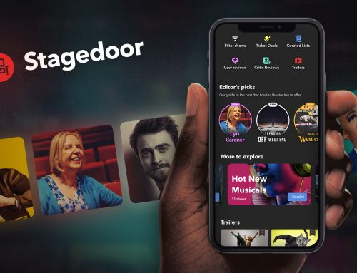 STAGEDOOR LAUNCHES FUNDING ROUND