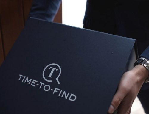 TIME-TO-FIND CLOSES FUNDING ROUND